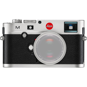M (240) Digital Rangefinder Camera (Silver)