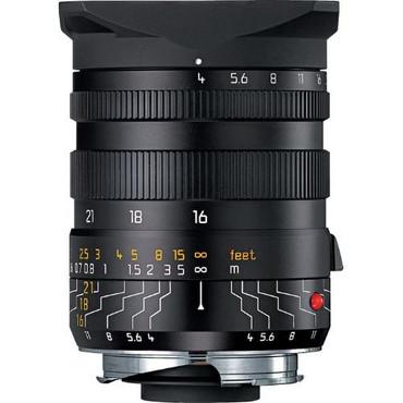 Pre-Owned Leica Tri-Elmar-M 16-18-21mm f/4 ASPH. Lens (ACE44480)