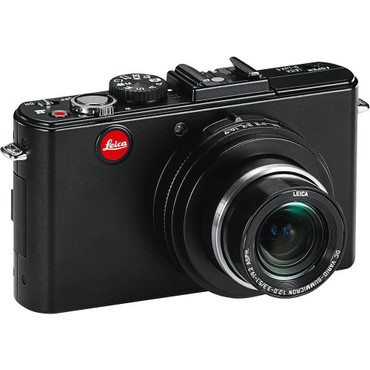 Pre-Owned Leica  D-LUX 5 Digital Camera (Black)