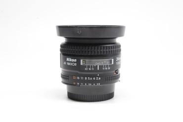 Pre-Owned - Nikon AF 24mm F2.8 D