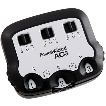 Pocket Wizard AC3 Zonecontroller For Canon