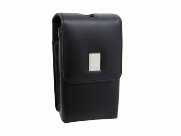 PSC-55 Deluxe Leather Case (Black)