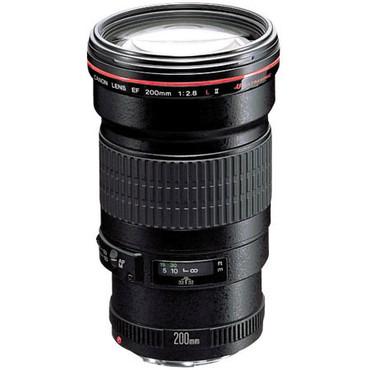 Canon EF 200Mm F/2.8L USM