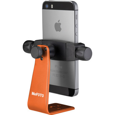 Mefoto MPH100C Mobile Phone Holder-Orange
