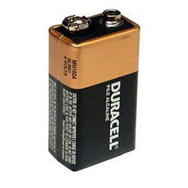Duracell 9V 1Pk Battery