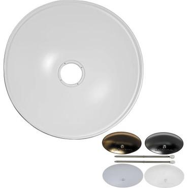 "Beauty Dish White Maxisoft Reflector-27"" EL 26169"