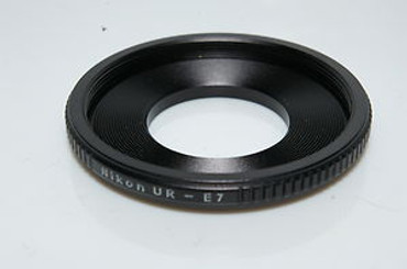 UR-E7 Step Up Ring Adapter