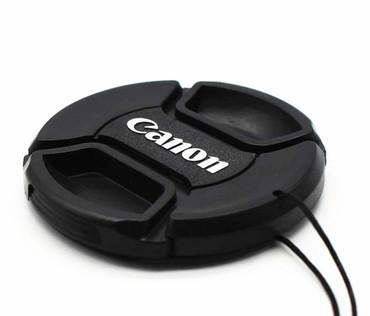 Canon 55Mm Lens Cap