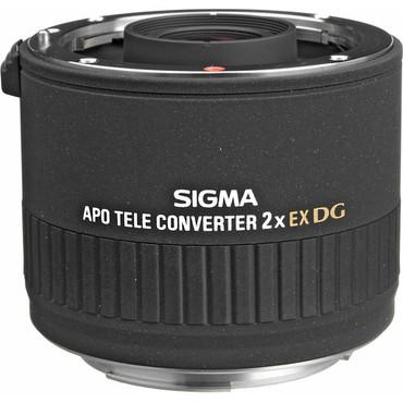 2X APO Teleconverter EX DG For Canon