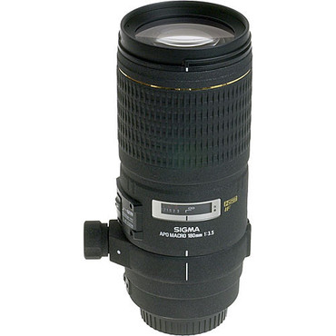 180Mm F3.5 APO Macro IF HSM For Canon EF