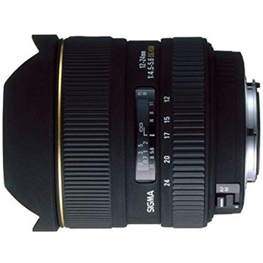 12-24Mm F4.5-5.6 Dg For Sony A/Minolta