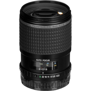 Pentax 645 SMCP-FA 150mm F/2.8 IF Lens