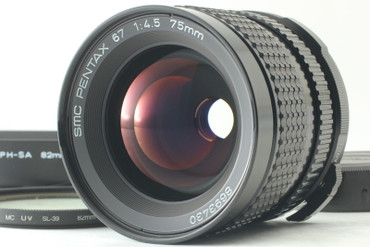 Pre-Owned Pentax 67 75Mm F/4.5 for film camera
