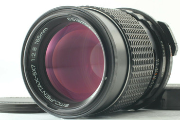 Pre-Owned -Pentax SMC P 67 165mm f2.8 Portrait Telephoto Lens 6x7 67II