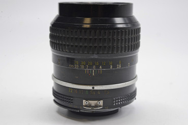 Pre-Owned - Nikon Nikkor 105Mm F2.5 AI Black