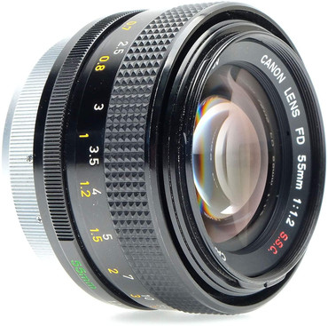 Pre-Owned - Canon  55Mm F/1.2 FD Mount S.S.C