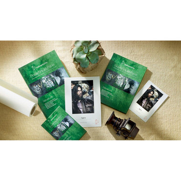 """Hahnemühle Agave FineArt InkJet Paper (8.5 x 11"""", 25 Sheets)"""