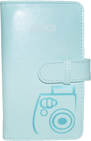 FUJIFILM INSTAX Mini Wallet Album (Ice Blue)
