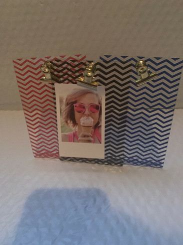 Fujifilm - Clipboard Chevron Frames (3-Pack)
