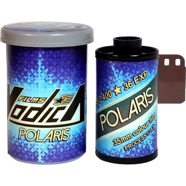 Yodica Polaris 400 Color Negative Film (35mm Roll Film, 36 Exposures)