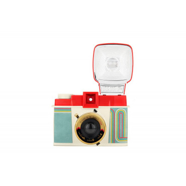 Diana F+ Medium Format Camera and Flash - 10 Years of Diana