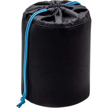"Tenba Soft Neoprene Lens Pouch (Black, 6 x 4.5"")"