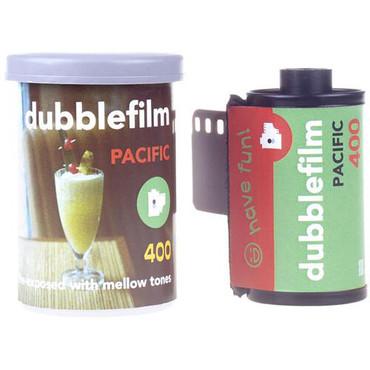 dubble film Pacific 400 Color Film (35mm Roll Film, 36 Exposures)