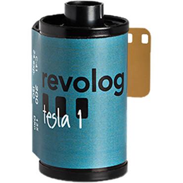 REVOLOG Tesla 1 200 Color Negative Film (35mm Roll Film, 36 Exposures)