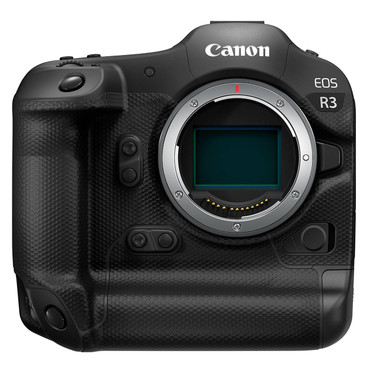 """Coming Soon"" Canon EOS R3 Mirrorless Digital Camera"