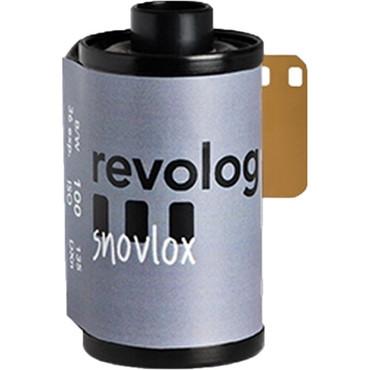 Revolog Snovlox Black & White Film (35mm Roll Film, 36 Exposures)