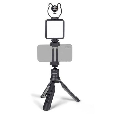Promaster Video Light & Sound Kit