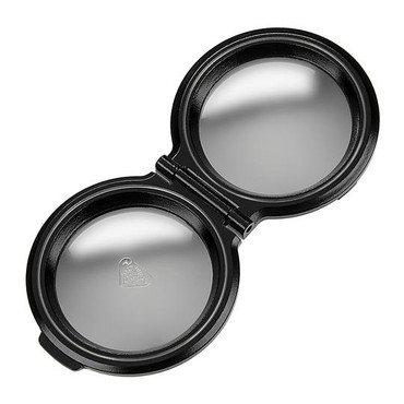 Fotodiox Pro Lens Cap for Rollei TLR Camera with Bay III (B3) f2.8 Take Lens - Reflective Finish, fits Twin Lens Rollei (TLR) Bay III Mount, 2.8 B/C/D/E/F/GX/FX (Biometer, Planar, Xenotar, Sonnar) Lenses