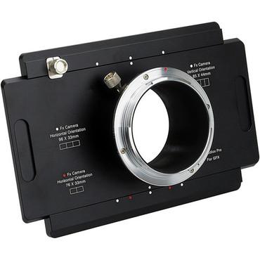 FotodioX Pro 4X5 to NIK Z
