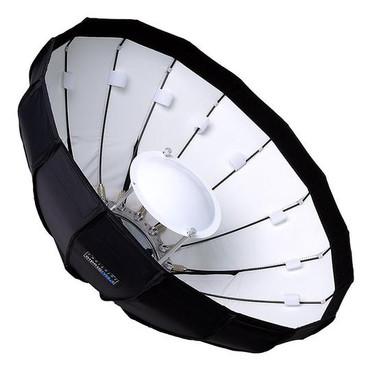 "Fotodiox EZ-Pro Beauty Dish & Softbox W/Bowens Speedring 24"""