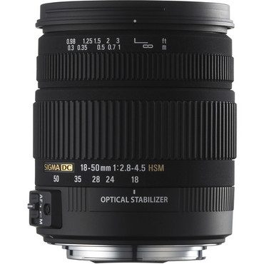 18-50Mm F/2.8-4.5 DC OS HSM For Sigma