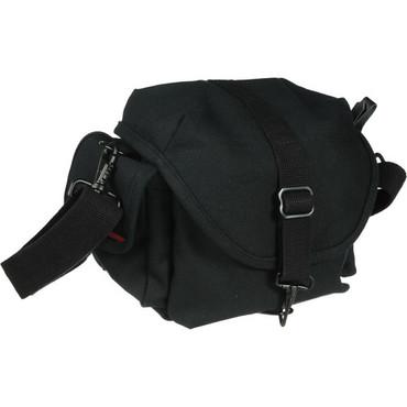 Domke F-8 Small Canvas Shoulder Bag (Black)