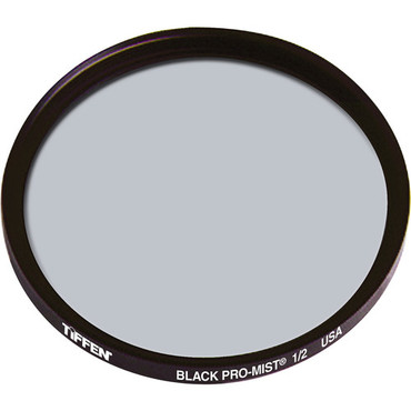 Tiffen 55mm Black Pro-Mist 1/2 Filter