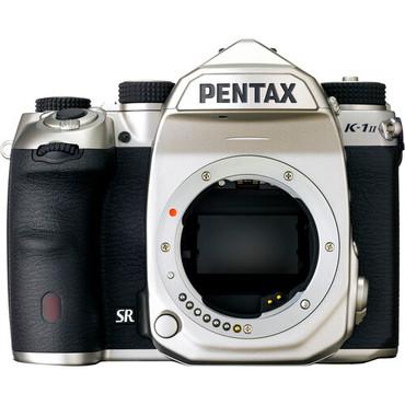 Pentax K-1 Mark II DSLR Camera (Silver Edition)