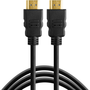 Tether Tools TetherPro HDMI Male (Type A) to HDMI Male (Type A) Cable - 15'
