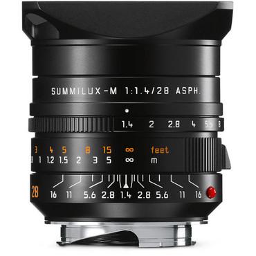 Leica Summilux-M 28mm f/1.4 ASPH. Lens