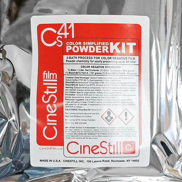CineStill Film Cs41 Powder Developing Kit for C-41 Color Film
