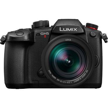 Panasonic Lumix GH5 II Mirrorless Camera with 12-60mm f/2.8-4 Lens