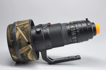 Pre-Owned - Nikon AF-S 400mm f/2.8G ED-IF VR  W/ Aluminum case, hood. rear cap and lens coat.