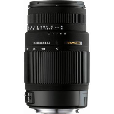 70-300mm F4-5.6 DG OS For Nikon