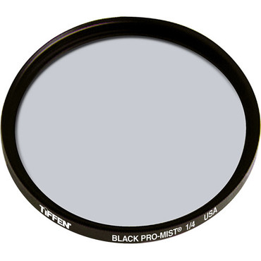 Tiffen 82mm Black Pro-Mist 1/4 Filter