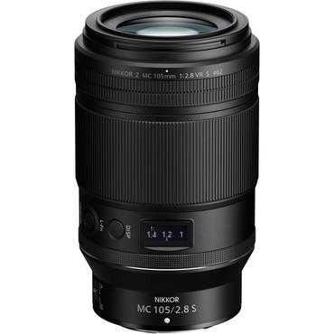 Nikon Z - Z 105mm f/2.8 MC VR S Macro/Micro Lens