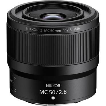 Nikon Z - MC 50mm f/2.8 Macro Lens