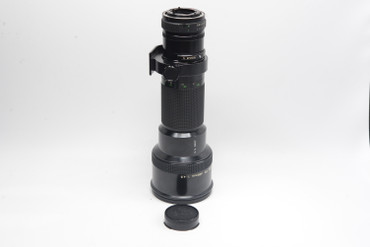 Pre-Owned - Canon  400Mm F4.5 FD telephotolens  Manual focus