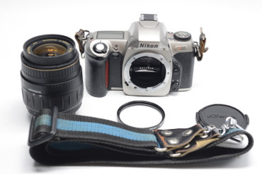 Pre-owned Nikon N65 with 28-90 f/3.5-5.6