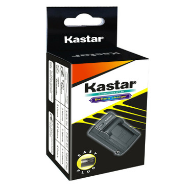 Kastar wall Battery CHarger for Canon LP-E8